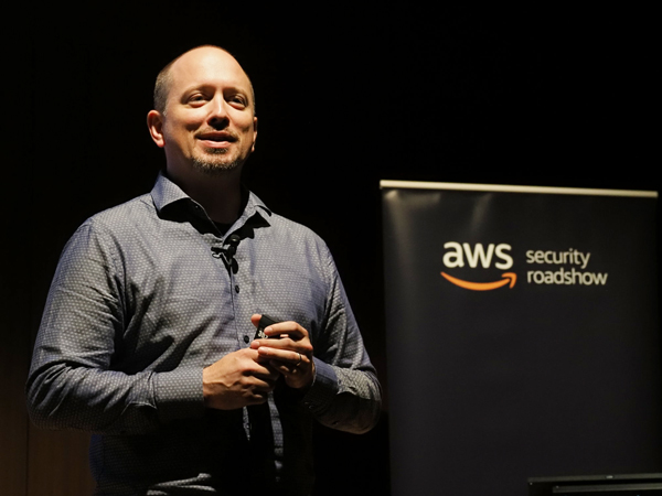 Amazon Web Services, Inc. AWS Security Strategist ネイサン・ケース氏