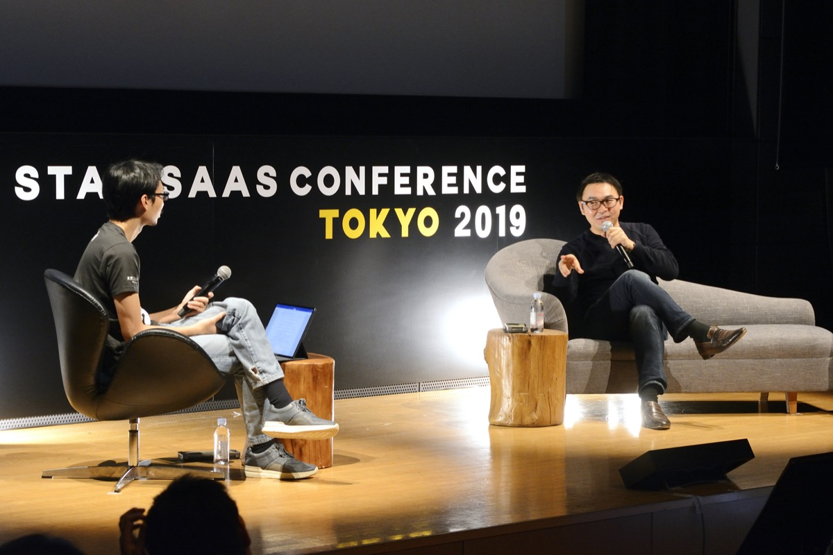 モデレーター:ALL STAR SAAS FUND Managing Partner 前田ヒロ氏/Treasure Data, Inc. Co-Founder 芳川裕誠氏