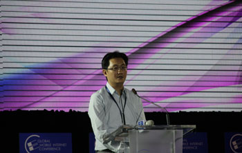 Pony Ma, Founder and CEO, Tencent