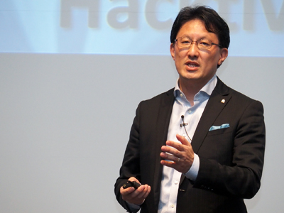 INTERPOL Global Complex for Innovation(IGCI)  インターポール グローバルコンプレックス・フォー・イノベーション Executive Director(総局長) 中谷 昇氏